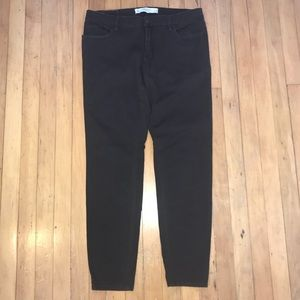 Abercrombie & Fitch Brown Chino Pants